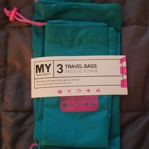 New travel bags from My Tagalongs